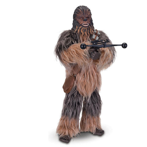 Star Wars Animatronic Chewbacca Figure