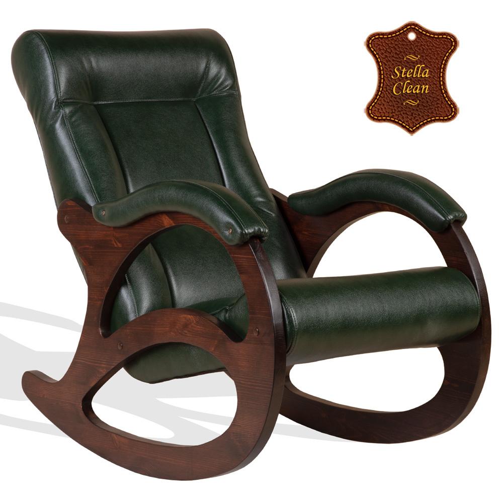 Premium класса Кресло-качалка Соната (Cutis Green) sonata-green.jpg