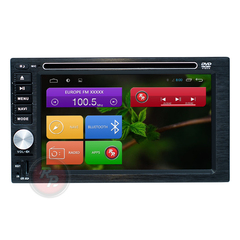 Штатная магнитола для Ssang Yong Rexton I 02-08 Redpower 31001 DVD DSP