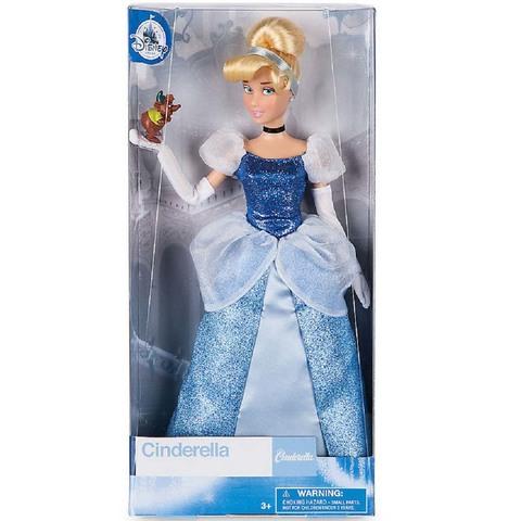 Дисней Золушка кукла 30 см и мышонок Гас