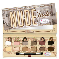 The Balm Набор косметики Palettes Nude'Tude Palette - Naughty Packaging