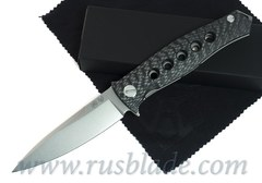 CUSTOM Russian Dr. Death #51 CARBON - Shirogorov and Tom Mayo