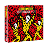 The Rolling Stones ‎/ Voodoo Lounge Uncut (CD+DVD)