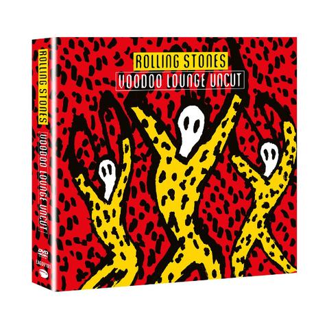 The Rolling Stones / Voodoo Lounge Uncut (CD+DVD)