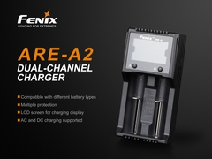 Зарядное устройство Fenix ARE-A2 (Li-ion, Ni-MH, Ni-Cd)