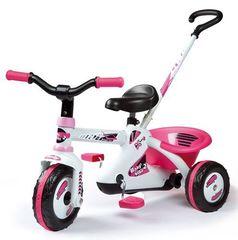 Smoby Трехколесный велосипед First Bike Sport Line Girl