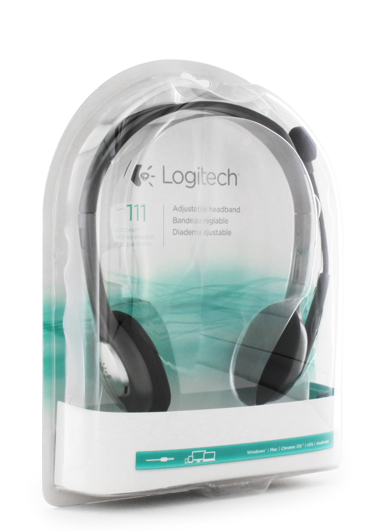 LOGITECH H111