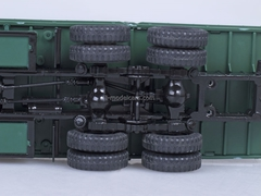 YaAZ-210 board metal chassis dark green Start Scale Models (SSM) 1:43