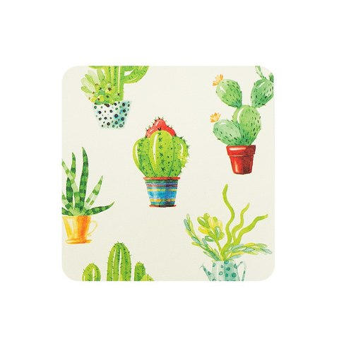 Открытка Pink Cactus