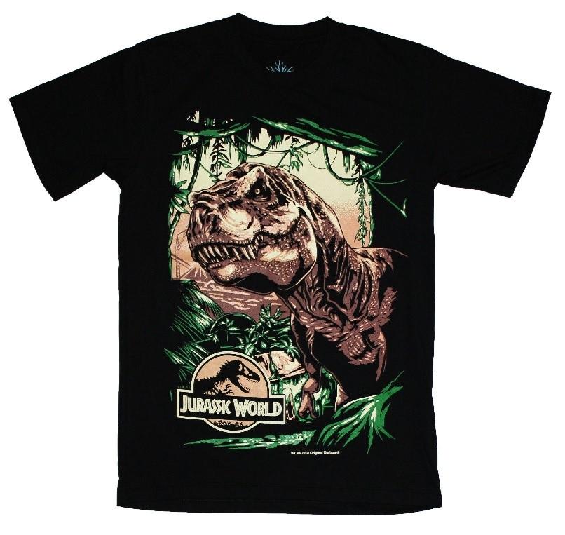 a59e485ef335 BTB Jurassic Park III Dinosaur — Футболка Парк юрского периода