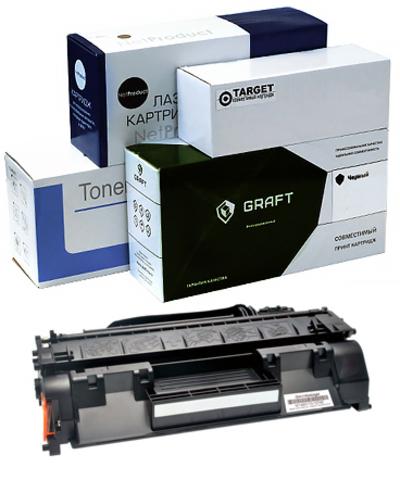 Картридж CE505X/CF280X/Cartridge 719H OEM