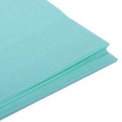 Бумага тишью мятная 76 х 50 см, 10 листов (28 г/м)