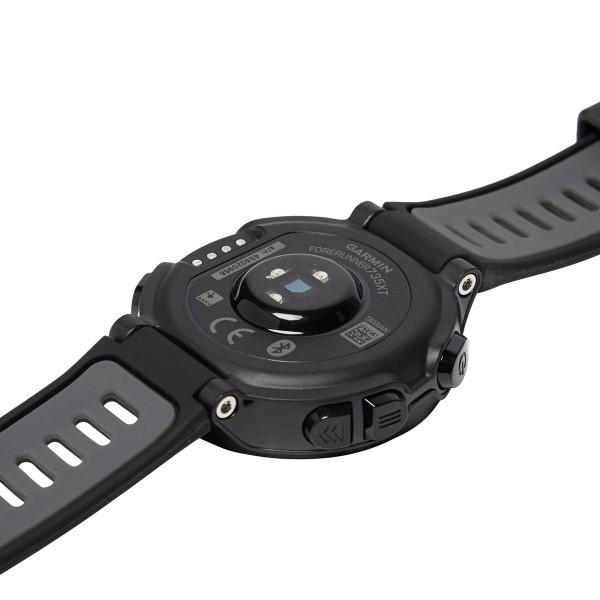 Forerunner 735XT черно-серые