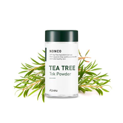 Пудра A'PIEU Nonco Tea Tree Tok Powder 3g