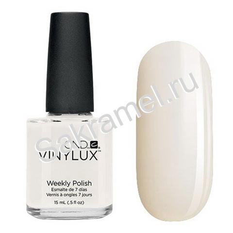 Винилюкс недельный лак CND Vinylux # 151 Studio White 15ml