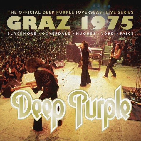 Deep Purple / Graz 1975 (2LP)