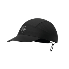 Кепка спортивная для бега Buff R-Solid Black