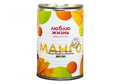 Пюре манговое из Мьянмы, 450г