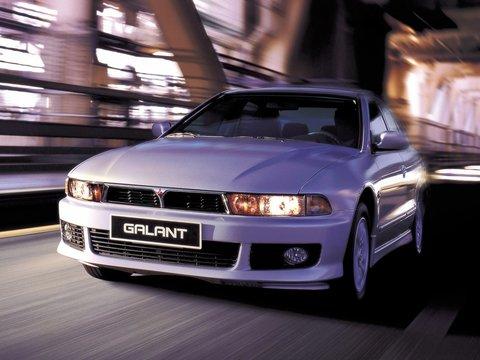 Чехлы на Mitsubishi Galant 1996–2004 г.в.