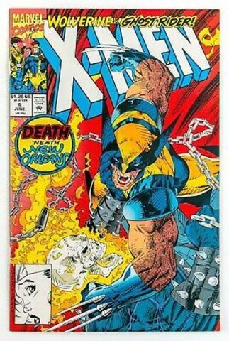 X-Men #9 Death 'neath New Orleans