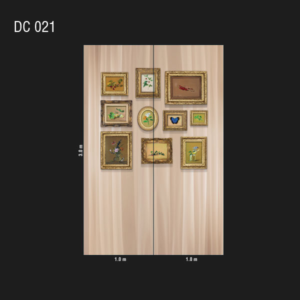 Панно Loymina Illusion DC 021, интернет магазин Волео