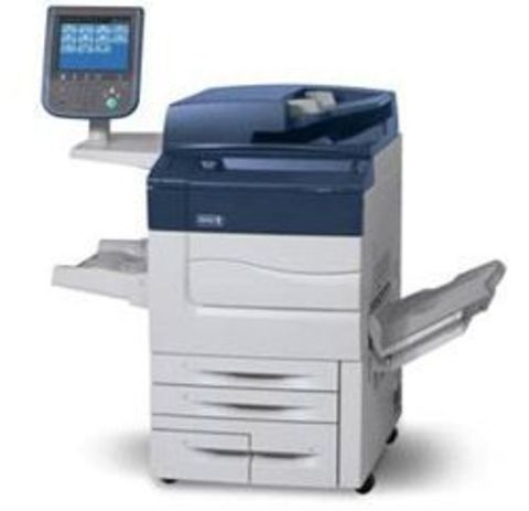 МФУ Xerox Color C70: 75 стр/мин (ч/б А4), 70 стр/мин (цветн. А4), 37 стр/мин (ч/б А3), 35 стр/мин (цветн. А3)