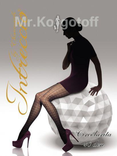 Колготки Intreccio by Charmante Circolarita 40