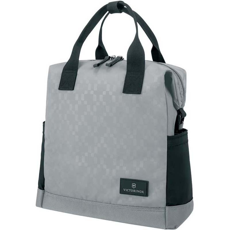 Сумка наплечная Victorinox Altmont 3.0 Two-Way Day Bag, серая, 32x13x38 см, 15 л