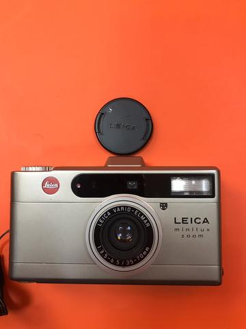 Leica minilux zoom Комиссия