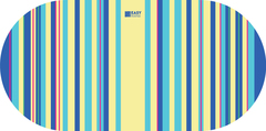 Балансборд EasyBoards - Line - голубой