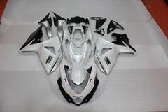 Комплект пластика для мотоцикла Suzuki GSX-R1000 09-15 Белый Заводской