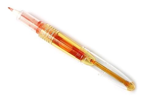 Ручка-кисть Petit 3 (оранжевая)