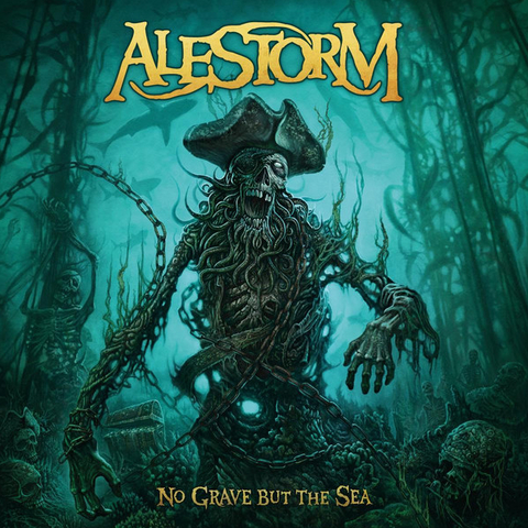 Alestorm / No Grave But The Sea (RU)(2CD)