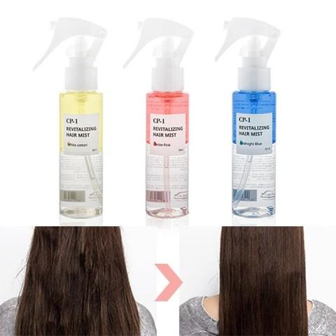 Мист для волос Esthetic House CP-1 Revitalizing Hair Mist White Cotton