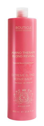 Бальзам для экстремально поврежденных осветленных волос - Bouticle Extreme Blond Repair Balm 1000 мл