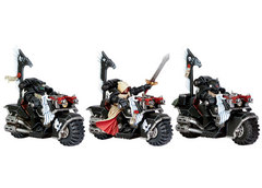 Dark Angels Ravenwing Bike Squadron