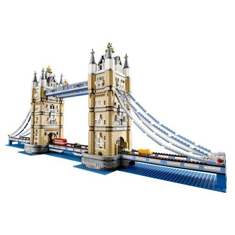 LEGO Creator: Тауэрский мост 10214 — Лего Креатор — Tower Bridge [Sculptures]