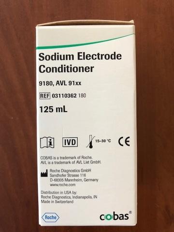 Кондиционер натриевого электрода, 125 мл (Sodium Electrode Conditioner )