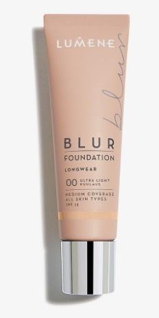 Lumene Longwear Blur Foundation тональный крем