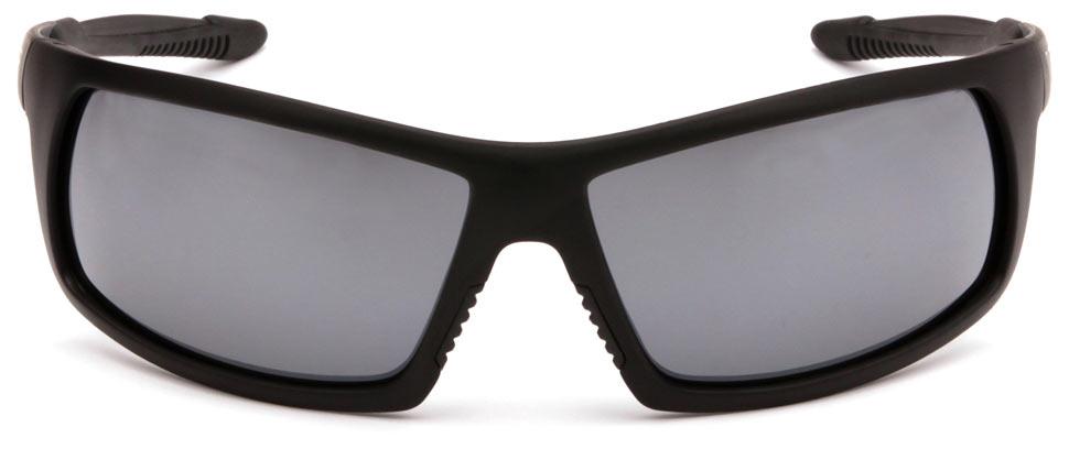 Очки баллистические стрелковые Pyramex Stonewall VGSB470T Anti-fog зеркально-серые 16%
