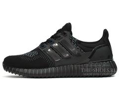 Кроссовки Мужские Adidas Ultra Boost Black Grey