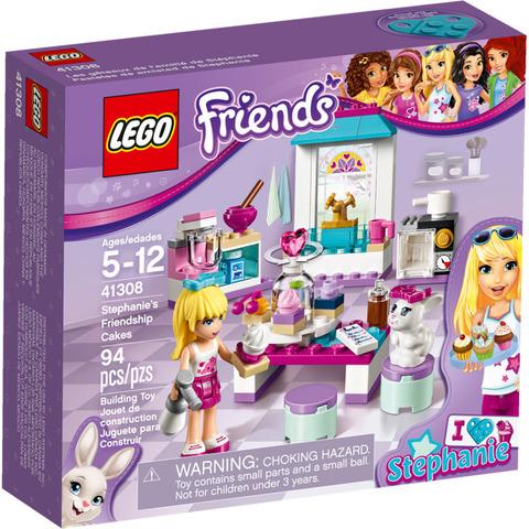 LEGO Friends: Кондитерская Стефани 41308 — Stephanie's Friendship Cakes — Лего Френдз Друзья Подружки