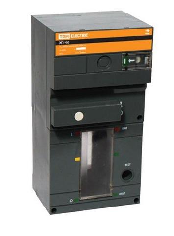 Электропривод ЭП-35/37 230В TDM