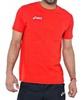 Мужская футболка Asics Promozionali (T207Z9 0026)  red фото
