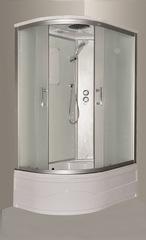 Душевая кабина Aquadush AD-KAB R 100x80 белая