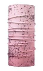 Бандана-труба тонкая зимняя Buff Thermonet Furry Pale Pink