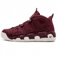 Мужские Nike Air More Uptempo «Night Maroon» Purple/White