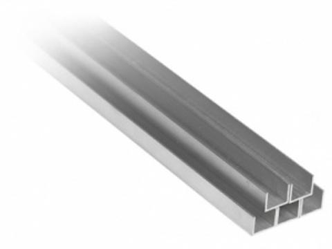 Фурнитура - Направляющая Для Раздвижных Дверей нижняя Arsenal П-13 мм  (гарантия - 1 месяц)