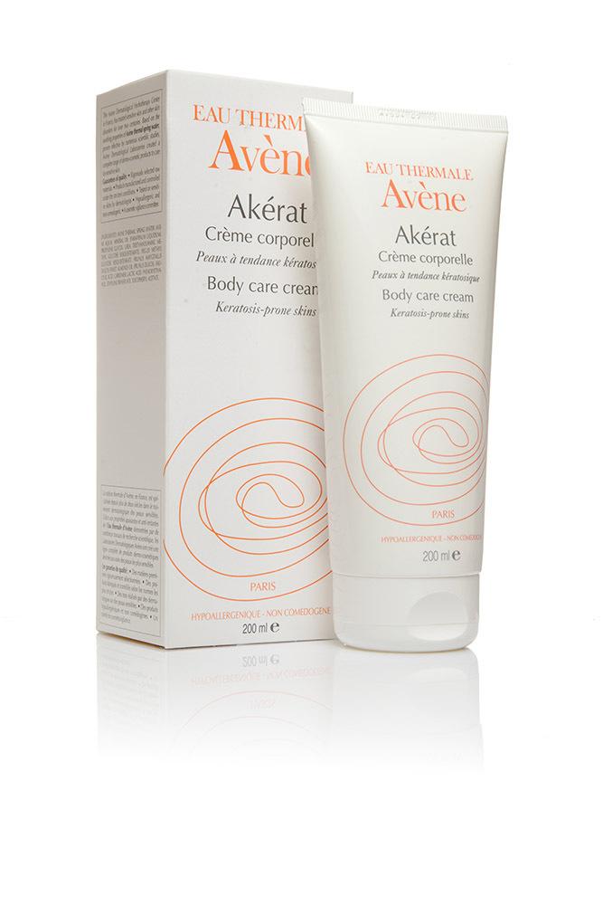 Avene Akerat интенсивный увлажняющий крем для очень сухой кожи склонной к шелушению 200 мл.