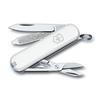 Нож Victorinox Classic 58мм 7 функций белый (0.6223.7) нож перочинный victorinox edelweiss 0 6203 840 58мм 7 функций дизайн рукояти эдельвейс